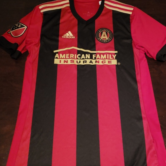 online store 81904 70cc2 Atlanta United FC Jersey
